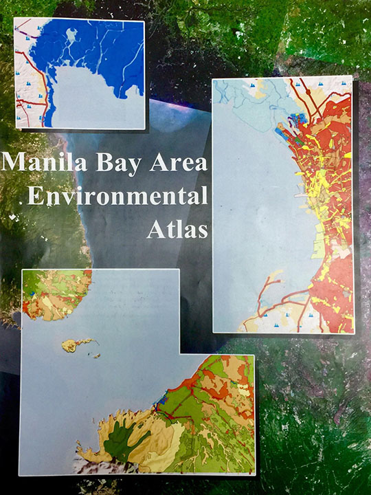 Proposed final cover of the MBEA